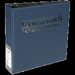 Альбом 'Ultra-Pro' (для листов 2,5х3,5 (3х3 кармашка на листе): синий