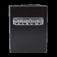 Альбом 'Ultra-Pro' (с 2x2 кармашка): черный