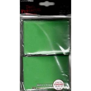 фото Протекторы 'Ultra-Pro' (разноцветные, 100 шт., 66мм*91мм): зеленые #2