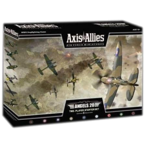 Axis&Allies Miniatures: Air Force Miniatures: Начальный набор