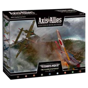 Axis & Allies Miniatures: Naval Battles Starter