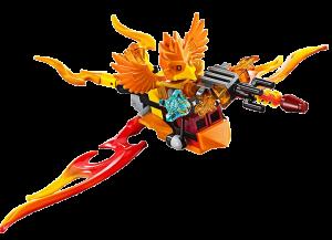 фото Конструктор LEGO Небесний шуліка Вультрікса #7
