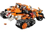 фото Конструктор LEGO Пересувний командний пункт Тигра #4