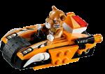фото Конструктор LEGO Пересувний командний пункт Тигра #5