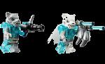 фото Конструктор LEGO Пересувний командний пункт Тигра #7