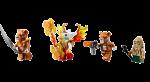 фото Конструктор LEGO Пересувний командний пункт Тигра #8