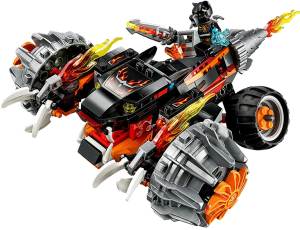 фото Конструктор LEGO Плащ темряви Тормака #4