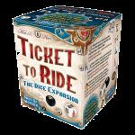 Ticket to Ride Dice - Multilingual