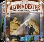 Ticket to ride - Alvin & Dexter - Multilingual (фигурки Элвина и Декстера)