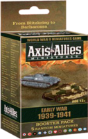 Axis&Allies Miniatures: Early War: Бустер