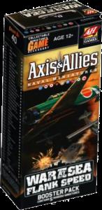Axis&Allies Miniatures: War at sea flank speed: Бустер