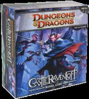 D&D Castle Ravenloft Board Game