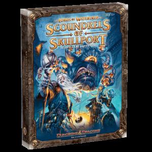 Настольная игра Wizards of the Coast D&D 'Lords of Waterdeep'