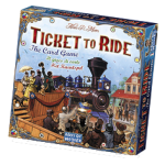 Ticket to Ride-The Card Game