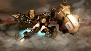 скриншот Armored Core: Verdict Day X-BOX #5