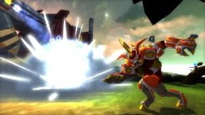 скриншот Invizimals Затерянный мир PS3 #5