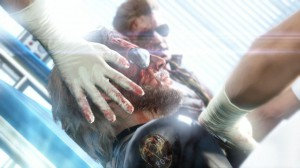 скриншот Metal Gear Solid 5 The Phantom Pain PS4 - Русская версия #5