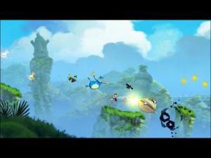 скриншот Rayman Origins #5