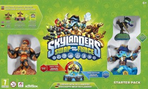 скриншот Skylanders SWAP Force Starter Pack PS4 #6
