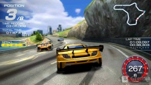 скриншот Ridge Racer PS Vita #5
