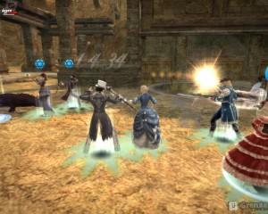 скриншот Granado Espada. Вызов судьбы #5