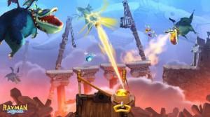 скриншот Rayman Legends. PlayStation Hits PS4 - Русская версия #5