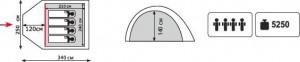 фото Палатка Totem Chinook #2