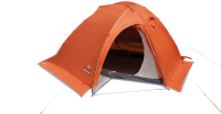Палатка Pinguin Vega Extreme (с юбкой) оранжевый