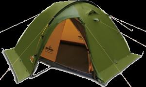 Палатка Pinguin Vega Extreme (с юбкой) зеленый