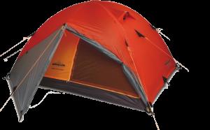Палатка Pinguin Gemini 150 Extreme (с юбкой) оранжевый