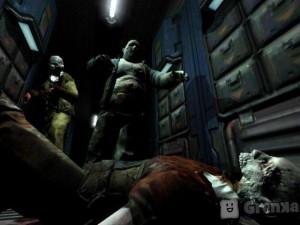 скриншот DOOM 3 XBOX 360 #5