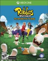 игра Rabbids Invasion Xbox One
