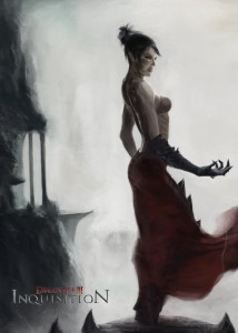 скриншот Dragon Age 3: Inquisition #6
