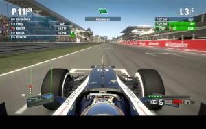скриншот Formula 1 2013 #6
