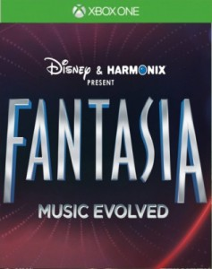 игра Disney Fantasia: Music Evolved Xbox One