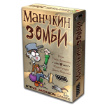 Настольная игра Hobby World 'Манчкин Зомби' (1001)