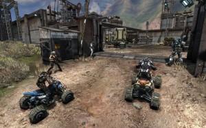 скриншот Defiance #6