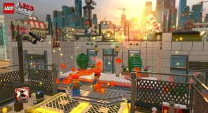 скриншот LEGO Movie Videogame PS4 #5