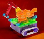 фото Конструктор Laser Pegs Набор 8 в 1. Танк #2