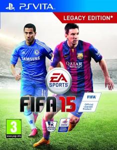 игра FIFA 15 PS Vita