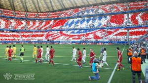 скриншот Pro Evolution Soccer 2014 #6