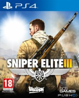 игра Sniper Elite 3 Collector's Edition PS4