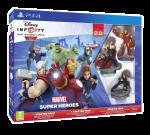 игра Disney Infinity 2.0 Marvel Super Heroes Starter Pack PS4 - Русская версия