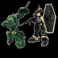 Игровой набор X-BOT 'Робот-трансформер, Танк-воин' (82010R)