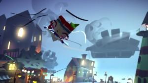 скриншот Tearaway Unfolded PS4 - Сорванец: Развернутая история - Русская версия #6