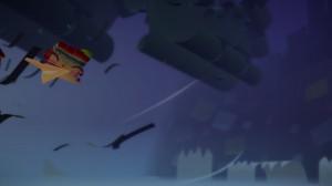 скриншот Tearaway Unfolded PS4 - Сорванец: Развернутая история - Русская версия #7