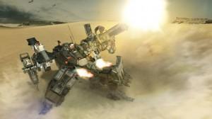 скриншот Armored Core: Verdict Day X-BOX #6