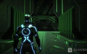 скриншот Tron Evolution PS3 #6