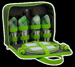 Набор посуды для пикника Time Eco TE-244