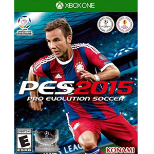 игра Pro Evolution Soccer 2015 Xbox One - русская версия